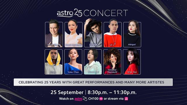Astro 25 Concert