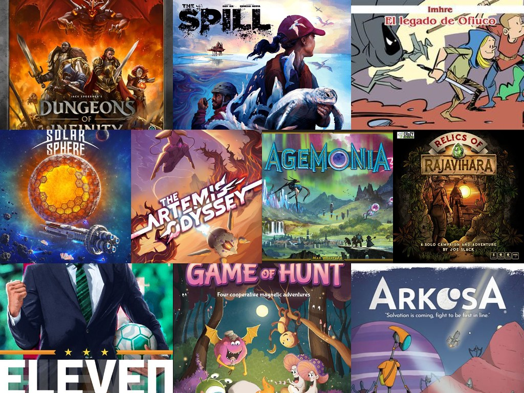 Noticias - Kickstarter, Verkami y Gamefound 6/09 - 12/09