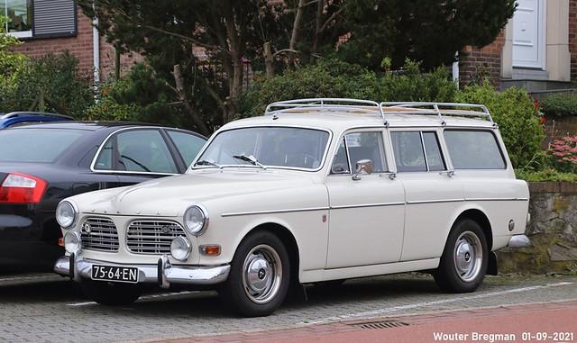 Volvo 122S Kombi 1967