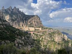 Abadia de Montserrat, Spain