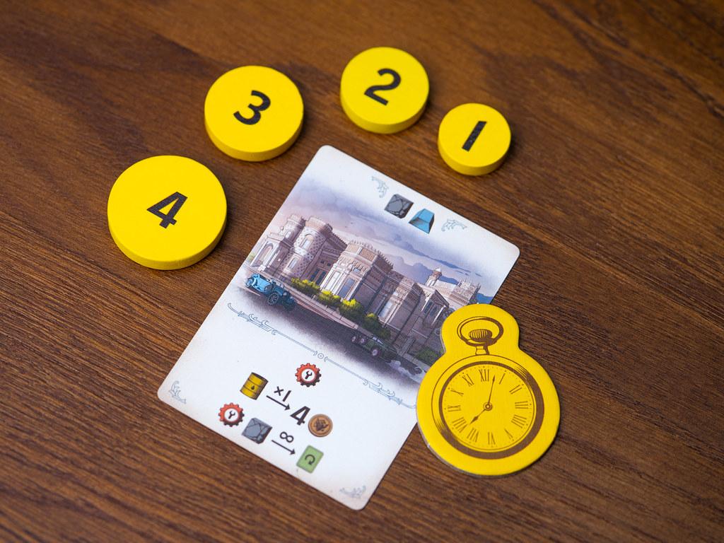Furnace boardgame juego de mesa