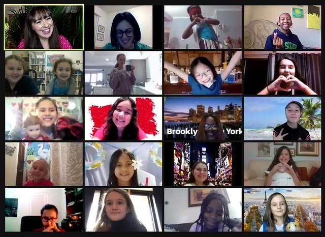 USAGSO Girl Scout World Tour w/ Kristina Lachaga!