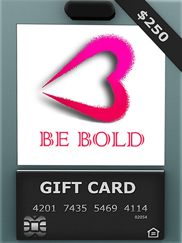 SURPRISE!! 250L$ GIFT CARD ONLY TODAY at .::BE BOLD::.