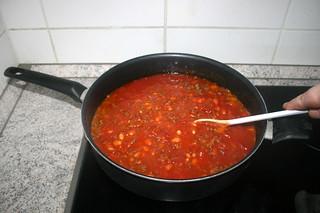 18 - Stir & bring to a boil / Verrühren & aufkochen lassen