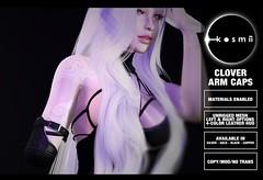 kosmii :: Clover Arm Cap