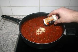 25 - Taste with dried garlic / Mit Knoblauchpulver abschmecken