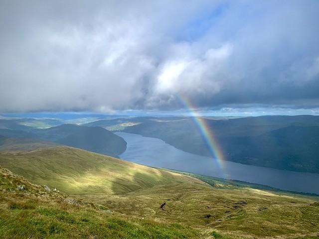 Rainbow in the Glen