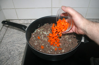 09 - Add bell pepper / Paprika addieren