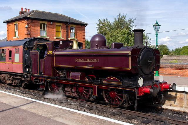 L92 at North Weald