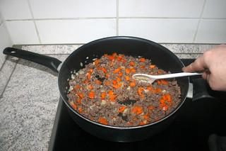 10 - Braise bell pepper / Paprika andünsten