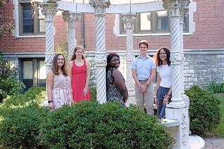 Eye on UMSL: Opportunity Scholars