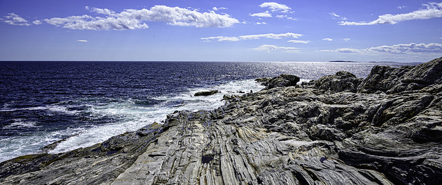Pemaquid Point Lighthouse View