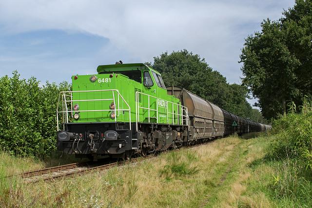 Hamont (B) 6 September 2021   Railtraxx 6481