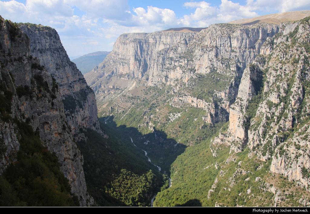 Vikos Gorge, Vikos–Aoös NP, Greece