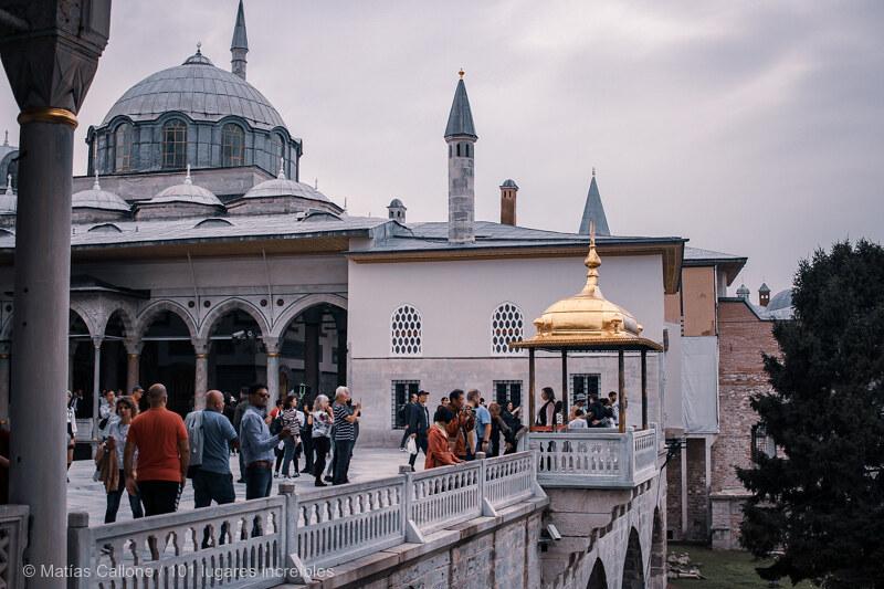 Miradores de Estambul