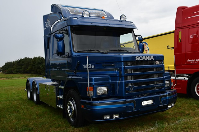 Scania 143H V8 Intercooler - AG 16169
