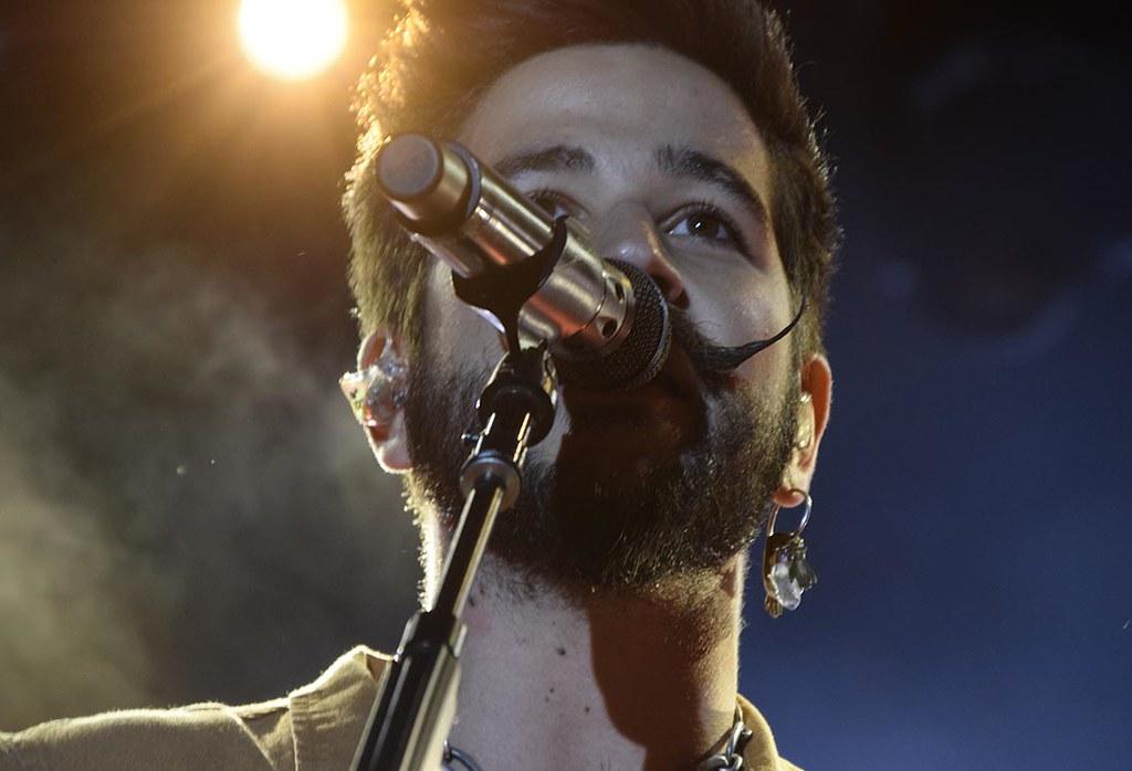 Camilo, en concierto en Salamanca.  (43)