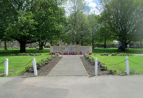 War Memorial, Lanchester, County Durham