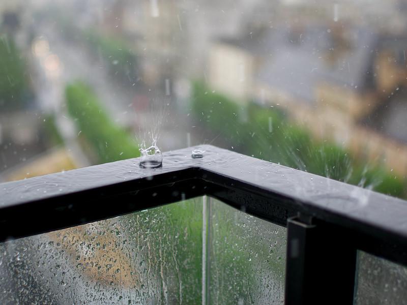 Powerful Rain