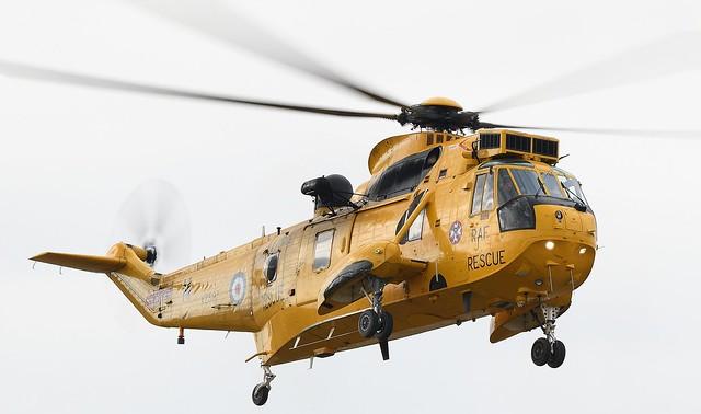 Westland Sea King HAR.3 Helicopter G-SKNG RAF XZ597