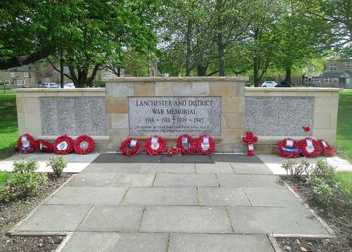 Lanchester War Memorial