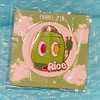 Rice cooker enamel pin by @kellyonelani arrived today. It's so cute! My youngest claimed it as soon as it came out of the package! #enamelpins #pins #rice #ricecooker