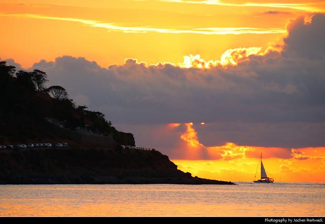 Sunrise, Monemvasia, Greece