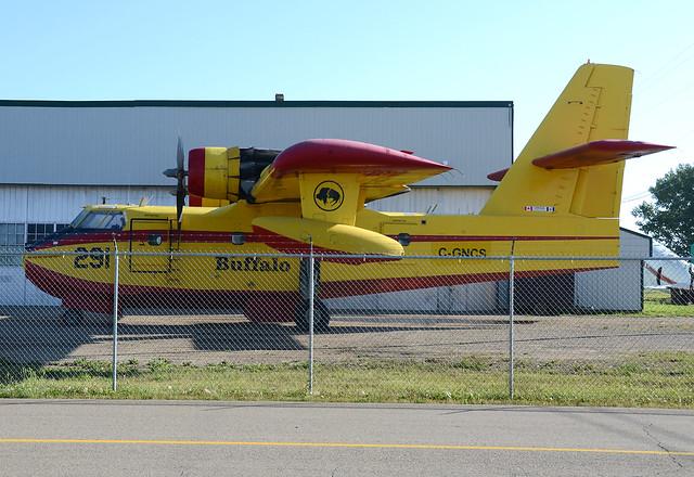 C-GNCS at Red Deer