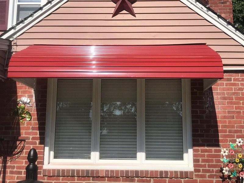 Aluminum Awnings Windows Baltimore-Hoffman Awning