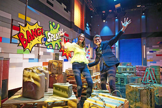 Interview with LEGO Masters judges, Brickmasters Amy and Jamie