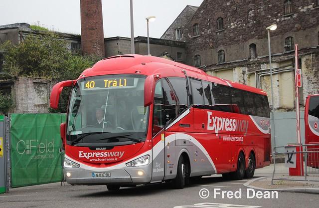 Bus Éireann SE 10 (12-D-15786).