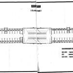 Верхне-Троицкий рынок - Реконструкция 'Новый Металлург' Созидетель План 4 этажа RAW PAPER800 [Бердик А.Н.] [Житников В.В.]