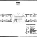 Верхне-Троицкий рынок - Реконструкция 'Новый Металлург' Созидетель План 1 этажа FIX PAPER800 [Бердик А.Н.] [Житников В.В.]