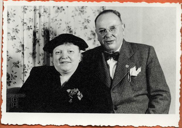 ArchivTappen24Album5m128 Hochzeitstag, 1900-1930er