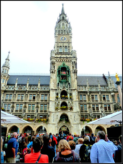 München - Marienplatz