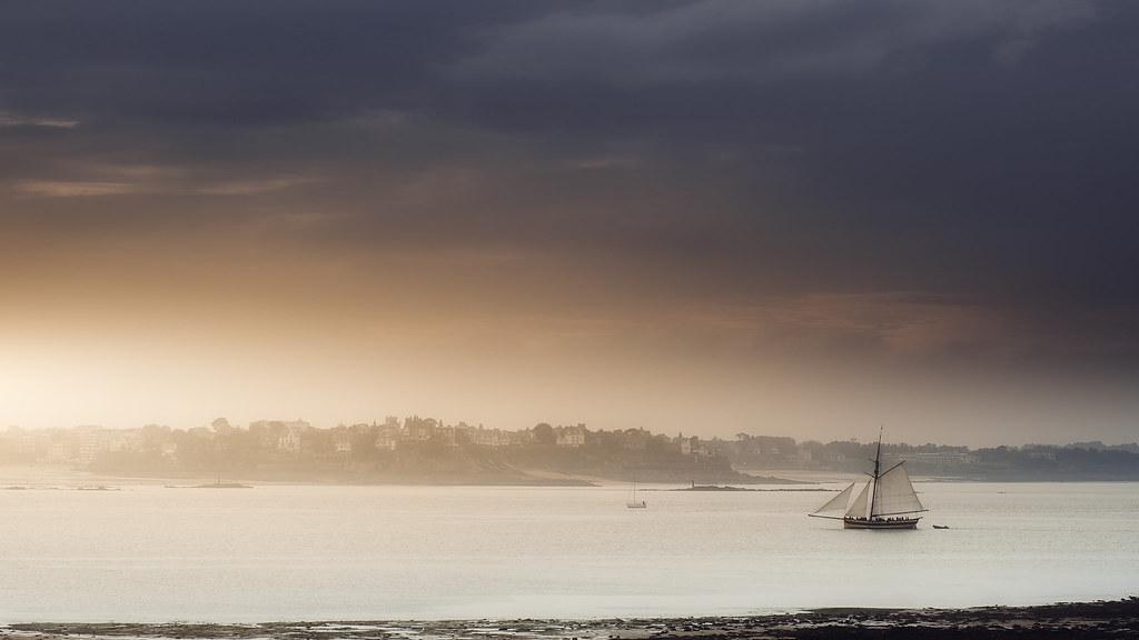 Le Renard, Saint-Malo