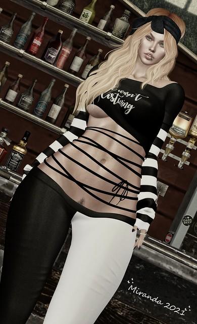 My look #220 - Whiskey, Vodka or Mojito? 😏♥😏