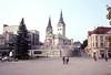 Main Square, Zilina - 1992