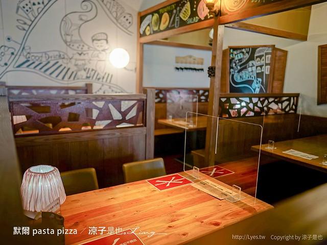 默爾義大利餐廳 台中北屯美食 窯烤披薩 義大利麵 菜單 pasta pizza0168
