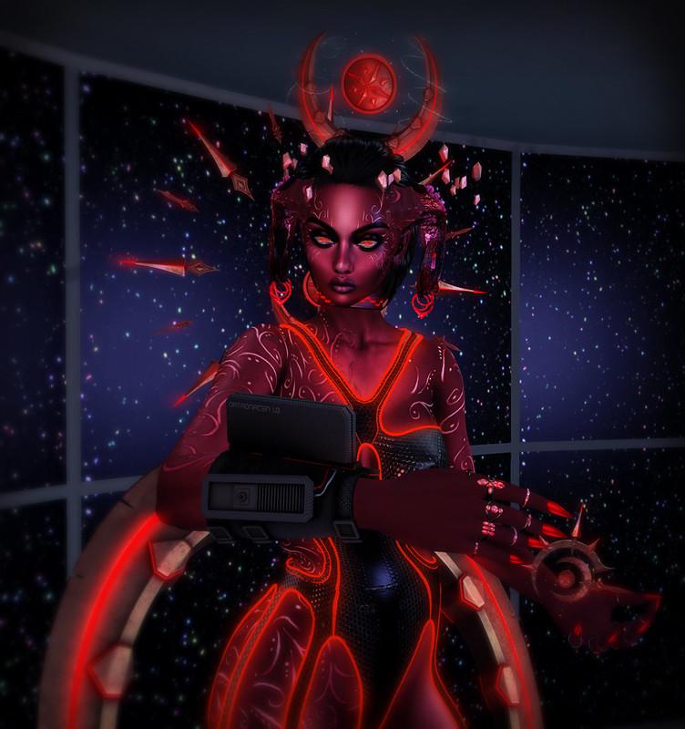 Helena Stringer - SL Syndicate - Astrosummoner