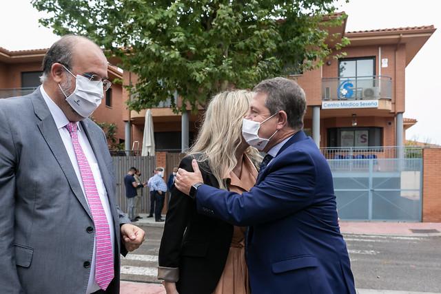Consejo de Gobierno itinerante en Seseña