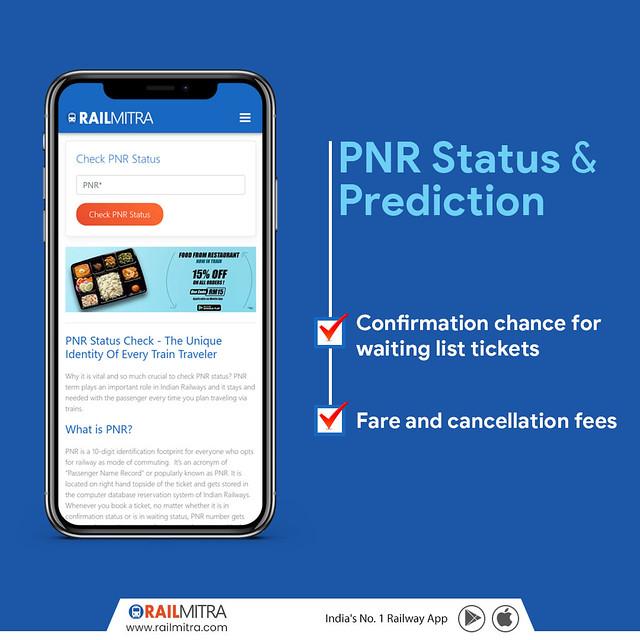 Pnr Status and Prediction