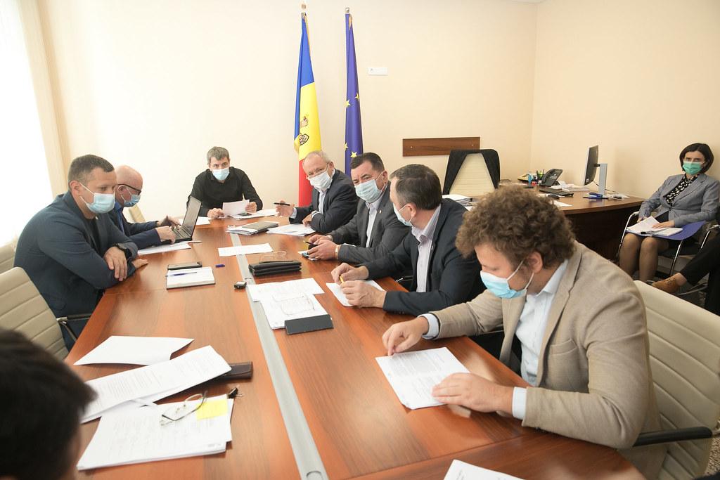 14.09.2021 Ședința Comisie securitate națională, apărare și ordine publică
