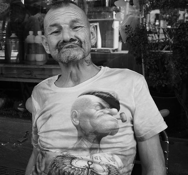 M'sieur Popeye