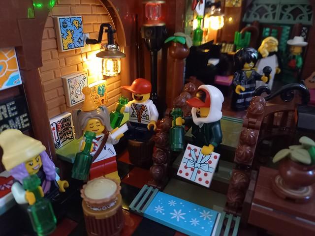 Birthday at the pub!