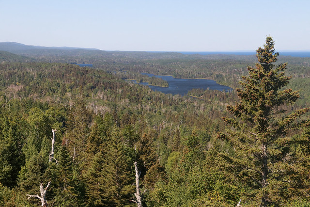 View from Ojibway Tower - HTmT!