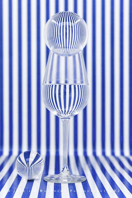 Crazy Tuesday - stripes ...