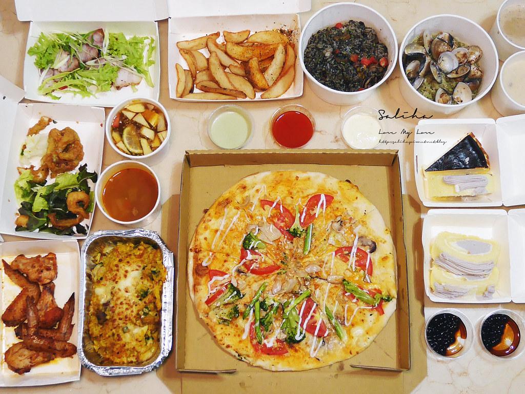新店外帶餐廳新店優惠餐廳新店家樂福美食新店好吃披薩 (4)