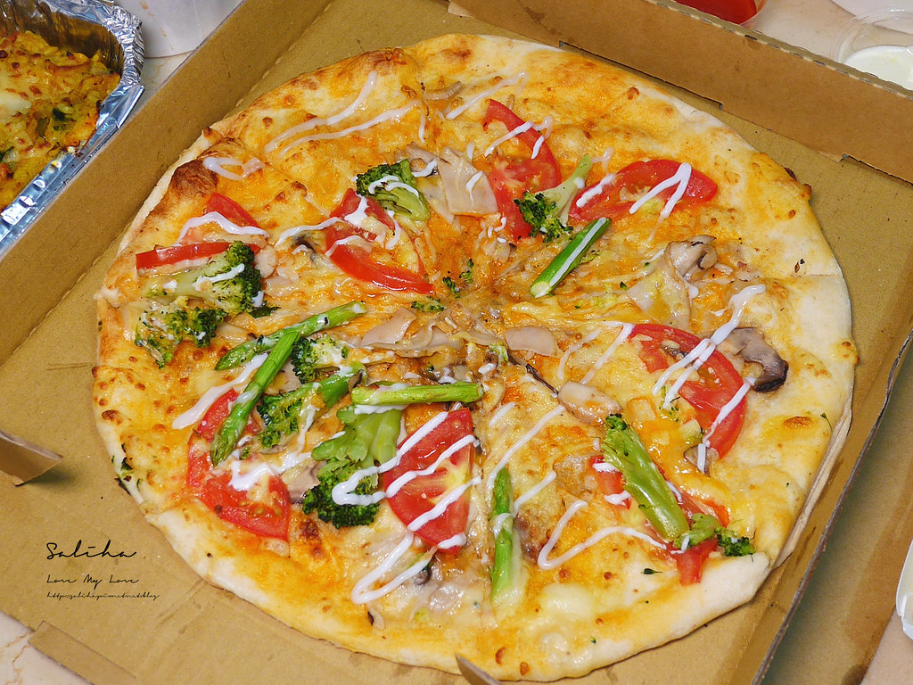 新店外帶餐廳新店優惠餐廳新店家樂福美食新店好吃披薩 (1)
