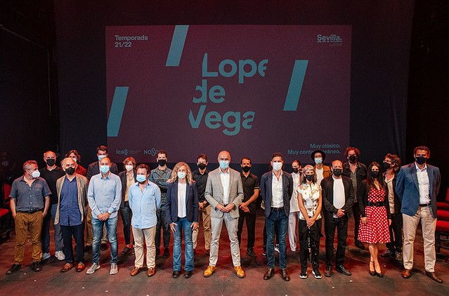 Lope de Vega Presentación 2022